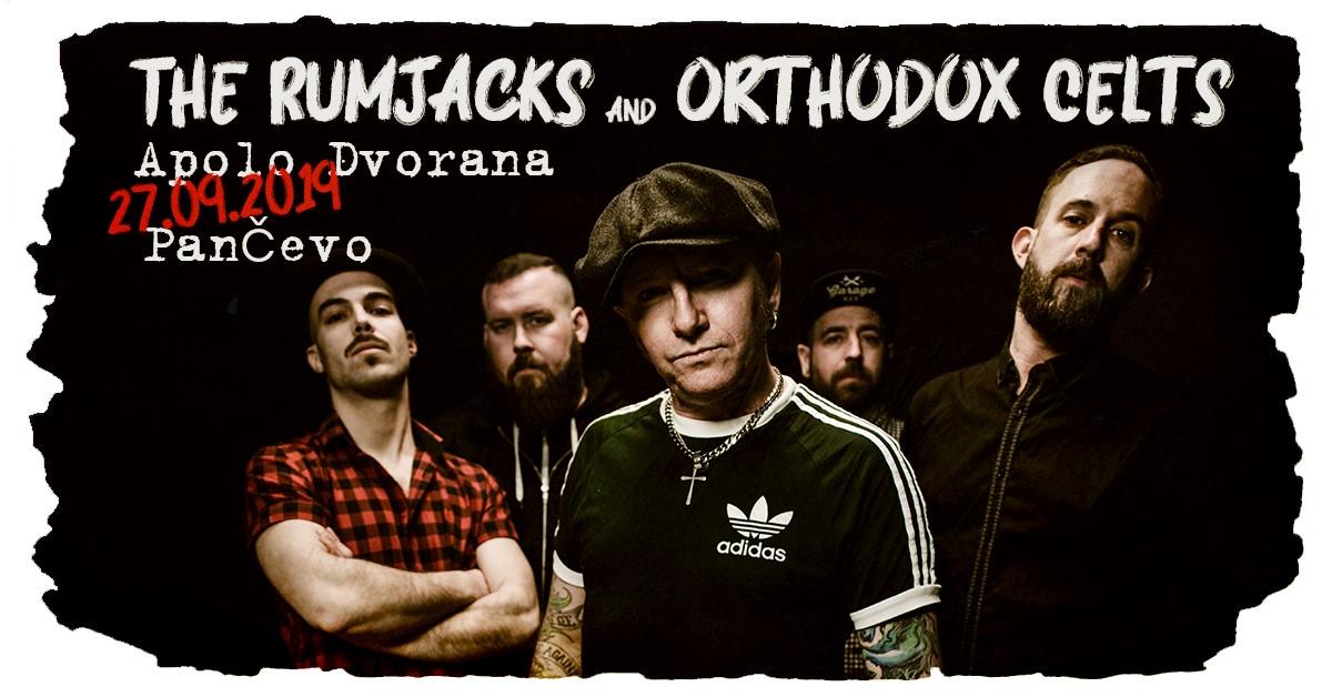The Rumjacks & Orthodox Celts