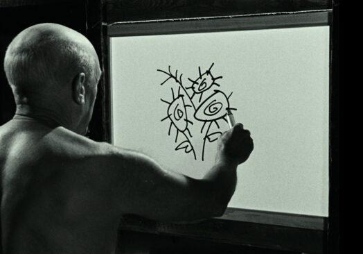 Биоскоп: Мистерија Пикасо (1956)
