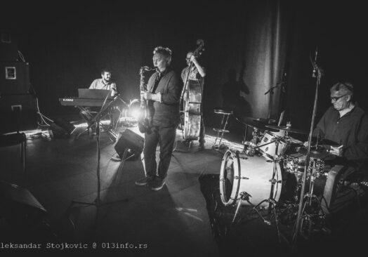 Oleg Kireyev jazz quartet