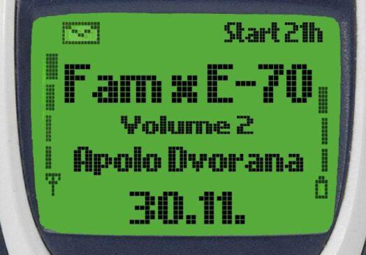 FAM x E-70 vol.2