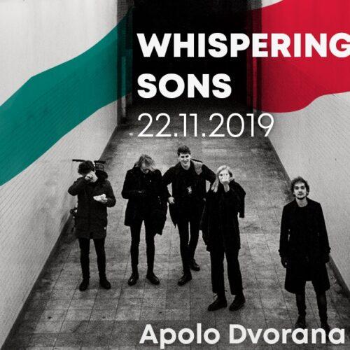 Whispering Sons (Белгија)