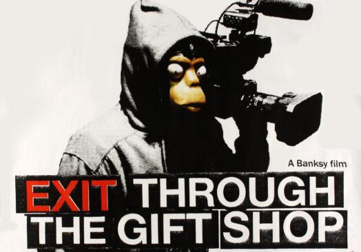 Филм: Излаз кроз продавницу поклона (Еxit Trough The Gift Shop)/Банкси