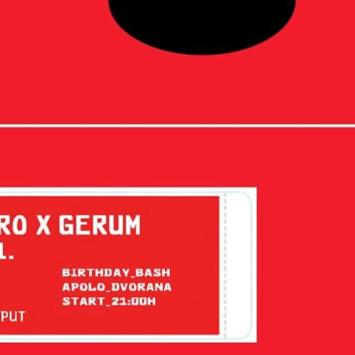E-70 • Birthday_bash • Numero • Gerum •