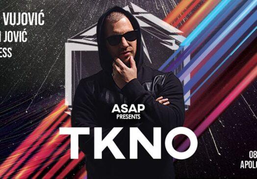 ASAP presents TKNO