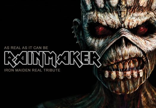 Rainmaker Iron Maiden Tribute live