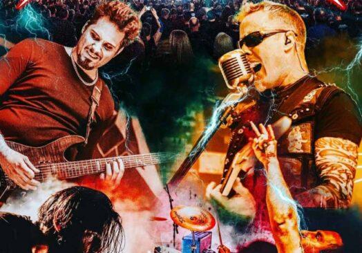 Black – Metallica Real Tribute