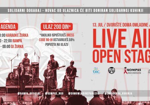 КОМПАС – 36 година од одржавања Live Aid -а!